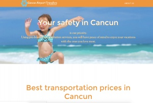 Transfers USA - Cancun airport transfers