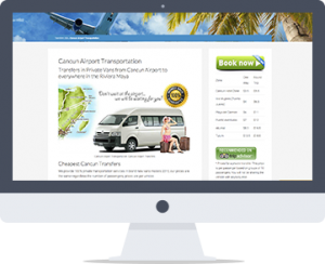 Transfers USA - Cancun airport transportations - CG Medios