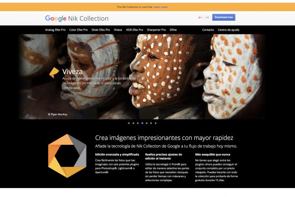 Google Nik gratis foto