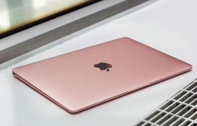 Macbook Rosa computadora