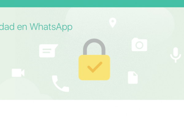 Whatsapp mensajes encriptados