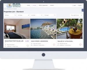 Playa Dreams desarrollo web playa del carmen