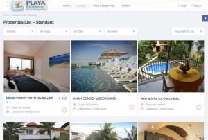 Playa Dreams - Diseño Web Playa del Carmen