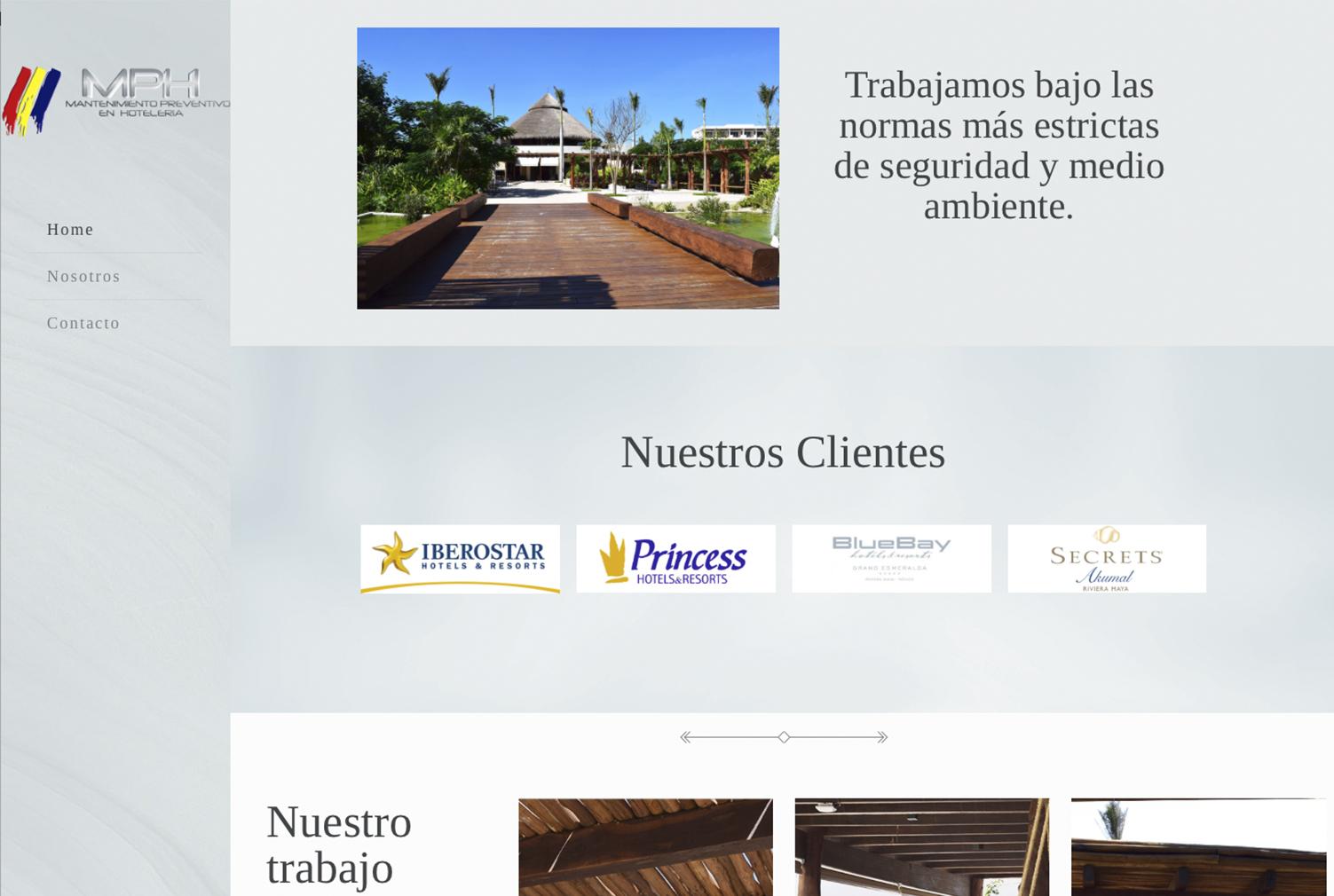Diseño de páginas web en playa del carmen