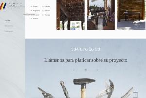 Páginas web playa del carmen - tulum