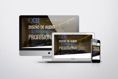 Diseño Web playa del carmen CG Medios
