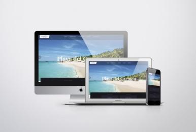 Diseño Web Hotel plaza Playa - CG Medios